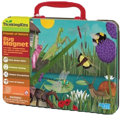 4M - Thinking Kits - Insect Magnets