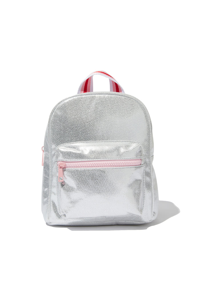 Milky Clothing - Silver Backpack