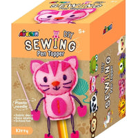 Avenir - Sewing Pen Topper - Kitty