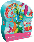 Crocodile Creek Puzzle - Mermaids 72pc