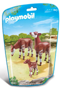 Playmobil - Okapi Family - 6643