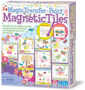 4M Craft - Magic Transfer Fairy Magnetic Tiles