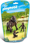 Playmobil - Gorilla with Babies - 6639