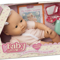 Baby Sweetheart - Baby Doll 12' - Bath Time