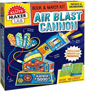 Klutz - Build Your Own - Air Blaster Cannon