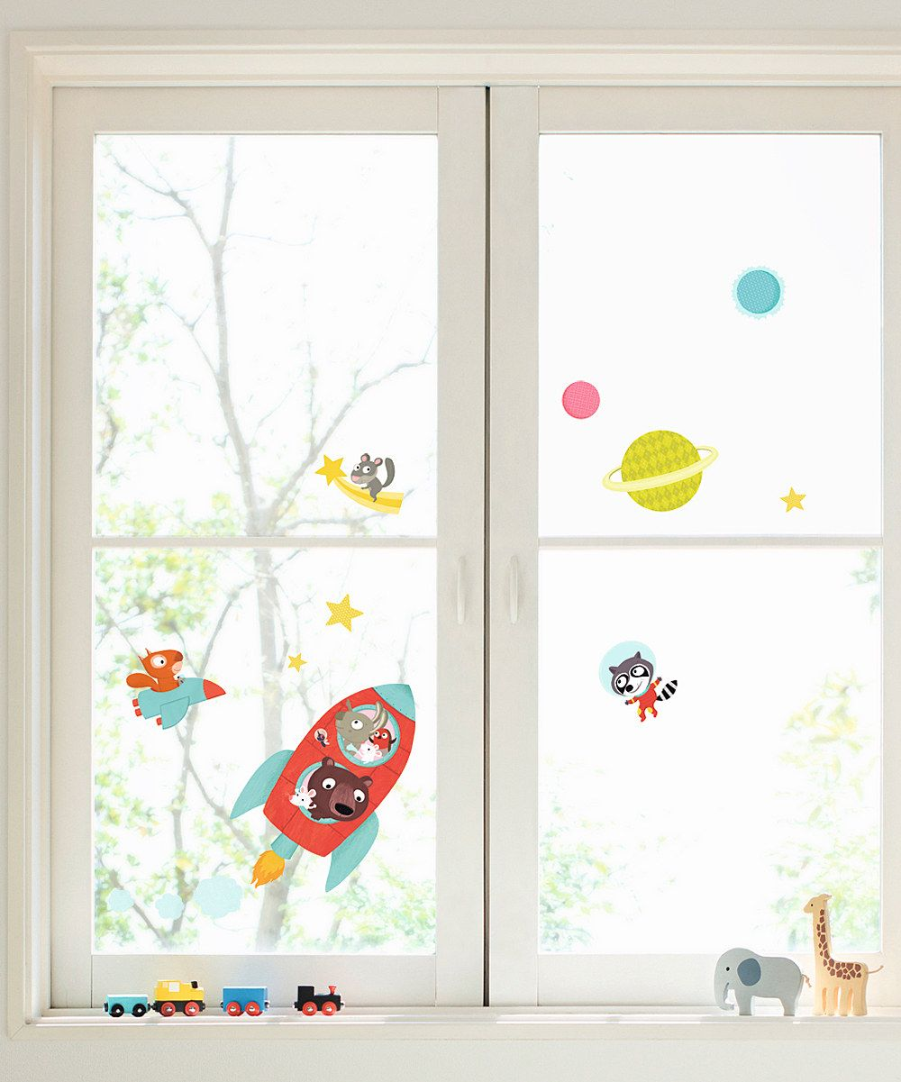 Nouvelles Images - Home Stickers For Windows - Space