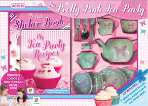 Hinkler - My Pretty Pink Tea Party