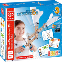 Hape - Three Experiment Kit