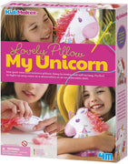 4M - KidzMaker - Lovely Pillow My Unicorn