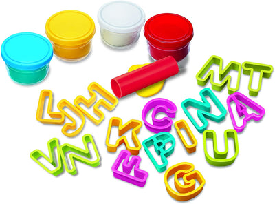 4M - Thinking Kits - Alphabet Dough
