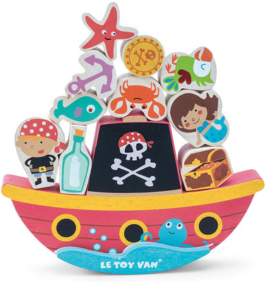 Le Toy Van - Pirate Balance Rock & Stack