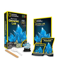 National Geographic - Blue Crystal Growing Lab