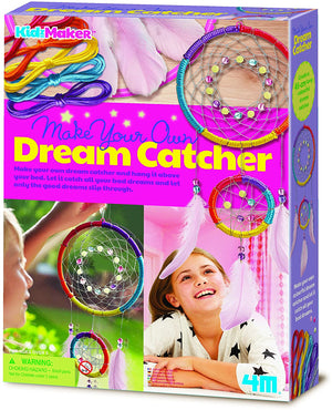 4M - KidzMaker - Make Your Own Dream Catcher