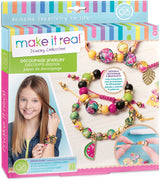 Make It Real - Decoupage Jewellery