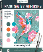 Hinkler - Art Maker - Painting By Numbers - Hummingbird