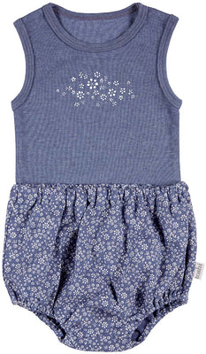 Toshi baby singlet & bloomers - Mae Bluebell