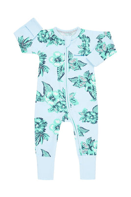 Bonds - Zippy Wondersuit - Aloha Vibes Whirlwind