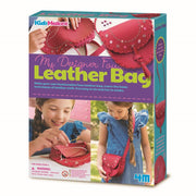 4M - KidzMaker - My Designer Faux Leather Handbag