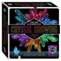 The Art & Science of Crystal Growing