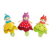 Hape - Flowerini Plush Doll - 3 Colours