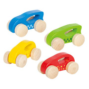 Hape - Little Autos - 4 Colours