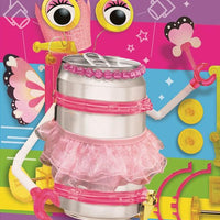 4M - STEAM Girls - Ms Tin Can Robot