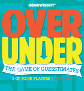 Gamewright - Over/Under - The Game Of Guesstimates