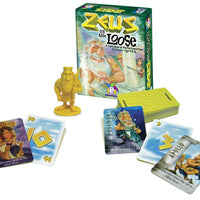 Gamewright - Zeus On The Loose