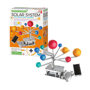 4M - Green Science - Rotating Solar System Kit
