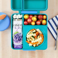 OmieLife - OmieBox Thermos Bento Lunchbox - Green