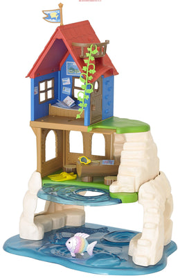 Sylvanian Families - Secret Island Playhouse