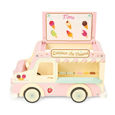 Le Toy Van - Dolly Ice Cream Truck Playset