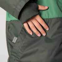 THERM - Waterproof & Windproof SplashMagic Storm Jacket - Army Green