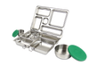Planet box Rover Stainless steel bento lunchbox