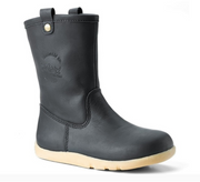 Bobux I-Walk Splash Boot - Black