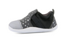 Bobux Step Up Xplorer Smoke Silver Dot City - Grey