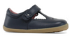 Bobux Step-Up Reign T-Bar - Navy
