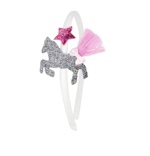 Pink Poppy - Magical Unicorn Headband