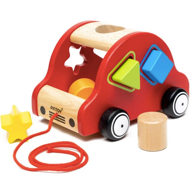 Pintoy - Happy Car Sorter