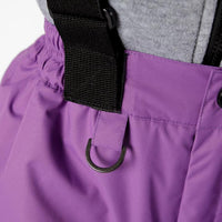 THERM - Waterproof Snowrider Ski Overalls - Insulated - Violet