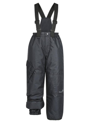 THERM - Waterproof Snowrider Ski Overalls - Insulated - Black