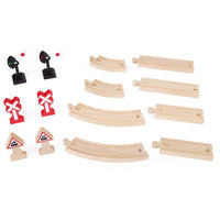 Hape - Mechanical Railway Signals & Tracks