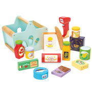 Le Toy Van - Grocery Set & Scanner