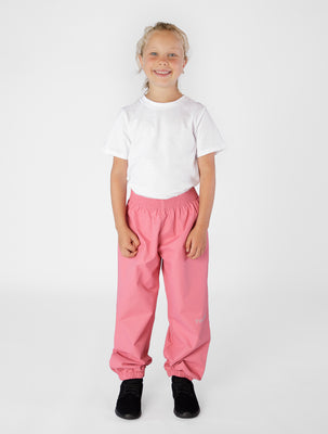THERM Splash Pant - Camellia Pink | Waterproof Windproof Eco