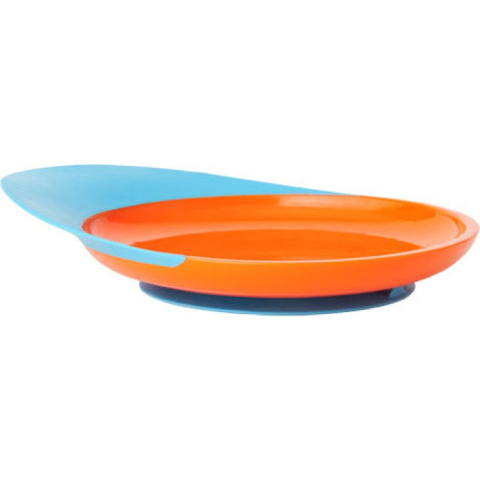 Boon - Catch Plate - Blue/Orange