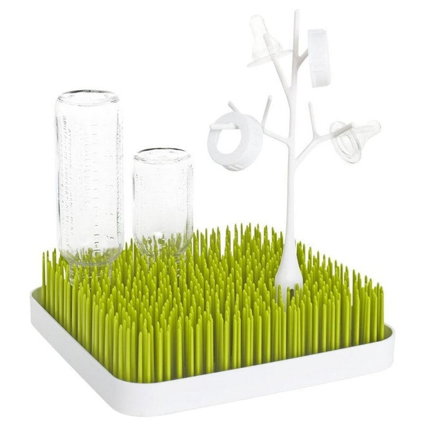 Boon - Grass - Green/White