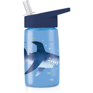 Crocodile Creek - Eco Tritan 450ml Drink Bottle - Sharks