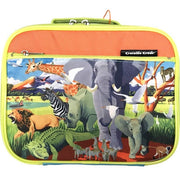 Croc Creek - Insulated Lunchbox - Safari