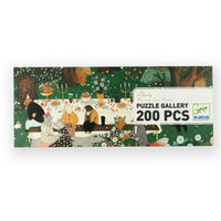 Djeco - Puzzle Gallery - Liberty 200pcs