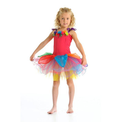 Fairy Girls - Gumdrop Dress - Rainbow